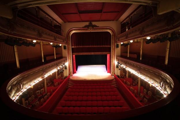 salle spectacle trocadero